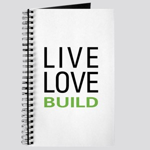 Live Love Build Journal
