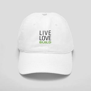 Live Love Build Cap