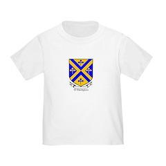 Brogan Toddler T Shirt