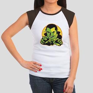 Dracula Women's Cap Sleeve T-Shirt