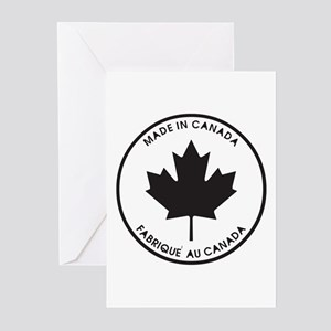 Made in Canada Greeting Cards (Pk of 20)