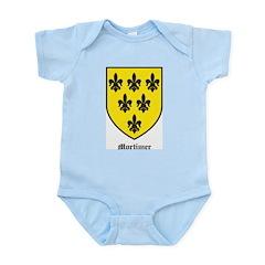 Mortimer Infant Bodysuit