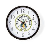 USS Finch (DER 328) Wall Clock