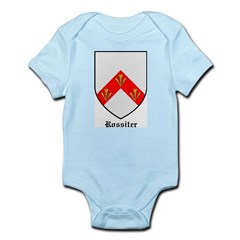 Rossiter Infant Bodysuit