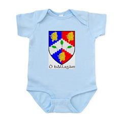 Halligan Infant Bodysuit