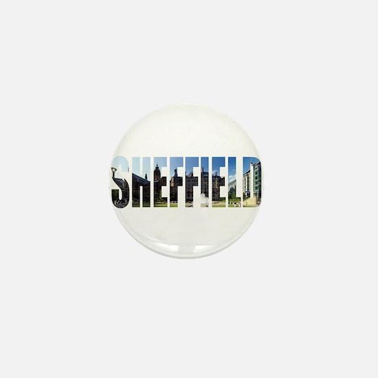 Sheffield Mini Button