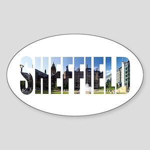 Sheffield Sticker
