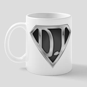 Super DJ(metal) Mug