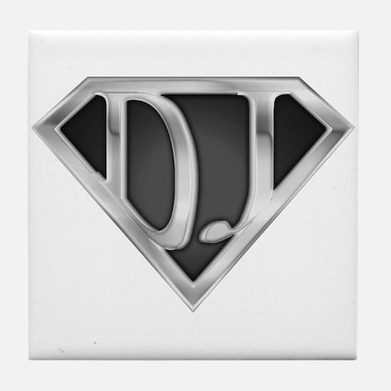 Super DJ(metal) Tile Coaster