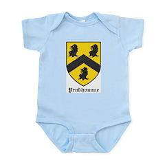 Prudhomme Infant Bodysuit