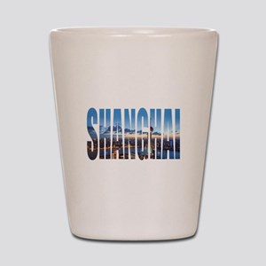 Shanghai Shot Glass