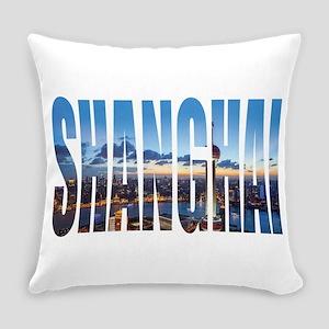 Shanghai Everyday Pillow