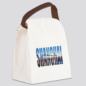 Shanghai Canvas Lunch Bag