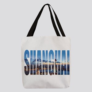 Shanghai Polyester Tote Bag