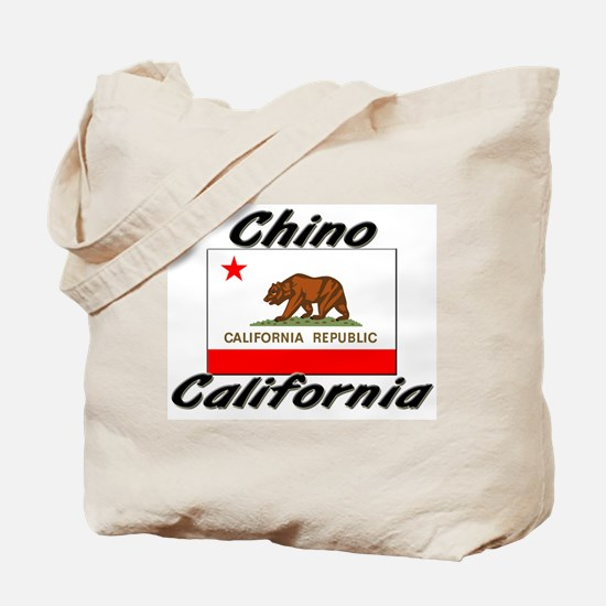 Chino California Tote Bag