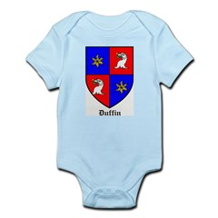 Duffin Infant Bodysuit