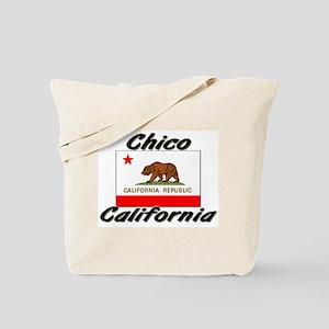 Chico California Tote Bag