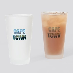 Cape Town Drinking Glass