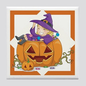 WHICH WITCH IS WHICH? Tile Coaster