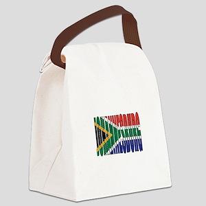 Johannesburg Canvas Lunch Bag