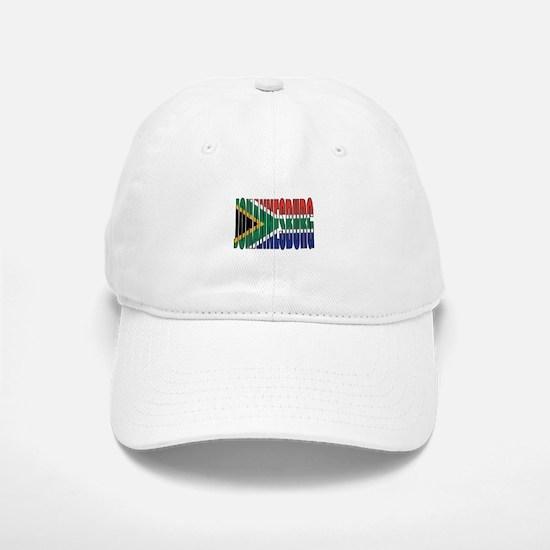 Johannesburg Baseball Baseball Cap