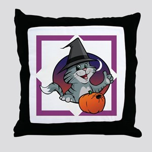 WHICH WITCH IS WHICH? Throw Pillow