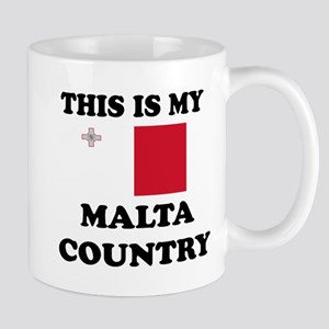 This Is My Malta Country Mug