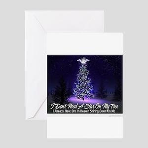 Christmas card Greeting Cards