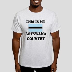 This Is My Botswana Country Light T-Shirt