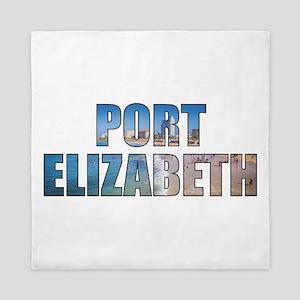 Port Elizabeth Queen Duvet