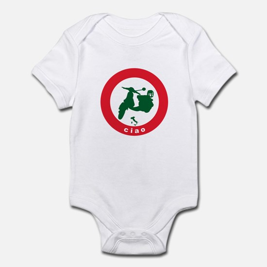 ciao Scooter Infant Bodysuit