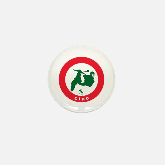 ciao Scooter Mini Button