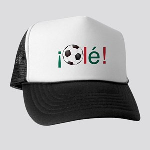 Ole - Mexican Football (Soccer) Chant Trucker Hat
