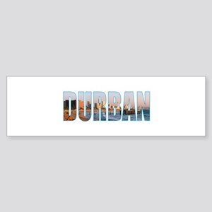 Durban Bumper Sticker