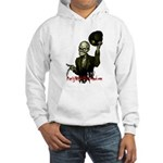 Party with the Dead Hooded Sweatshirt