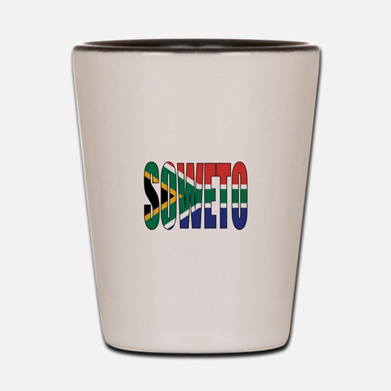 Soweto Shot Glass