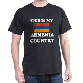 This Is My Armenia Country T-Shirt