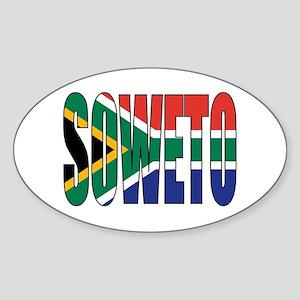 Soweto Sticker