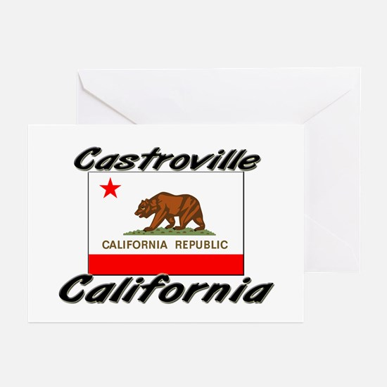 Castroville California Greeting Cards (Pk of 10)