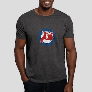 Brit Scooter Dark T-Shirt