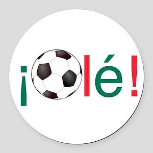 Ole - Mexican Football (Soccer) Chant Round Car Ma