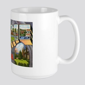 Rome Georgia Greetings Large Mug