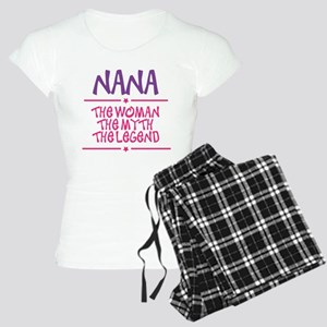Nana Woman Myth Legend Women's Light Pajamas