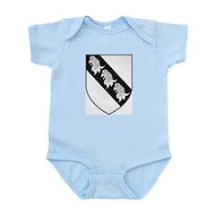 Shallow Infant Bodysuit