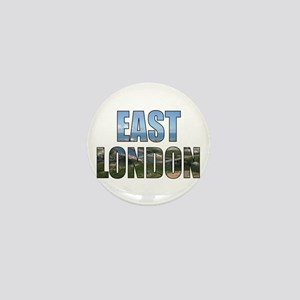 East London Mini Button