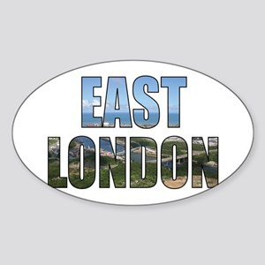 East London Sticker