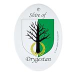 Drygestan Oval Ornament