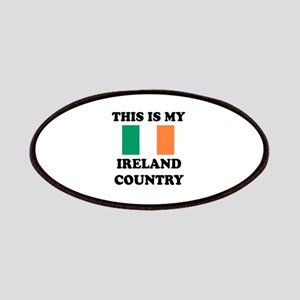 This Is My Ireland Country Patch