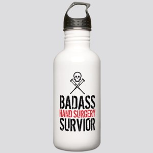 Badass Hand Surgery Su Stainless Water Bottle 1.0L