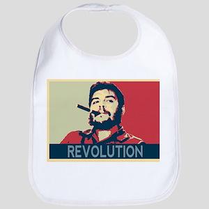 Che Guevara, hope poster landscape Bib